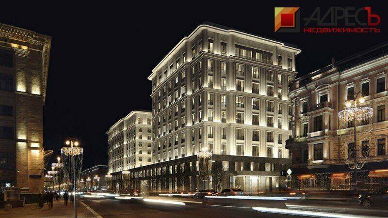 Где арендуют элитные квартиры в Москве