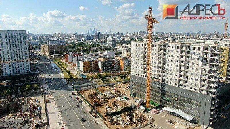 В каком ЖК города Москвы купить квартиру